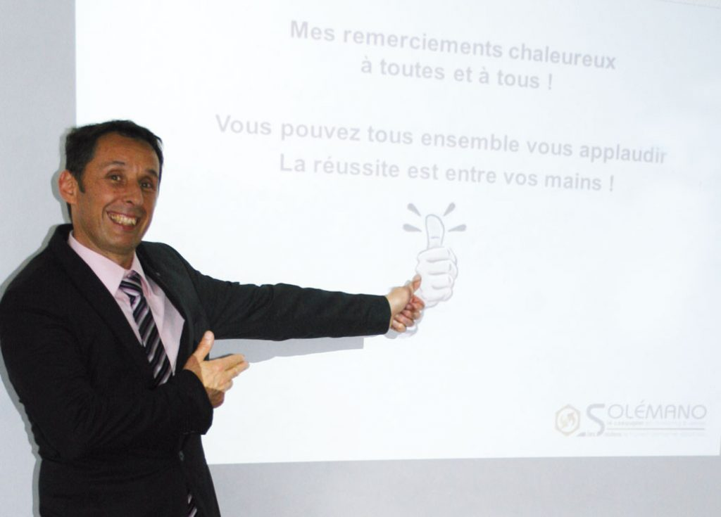 Thierry Allamanno Coéquipier de Dirigeant